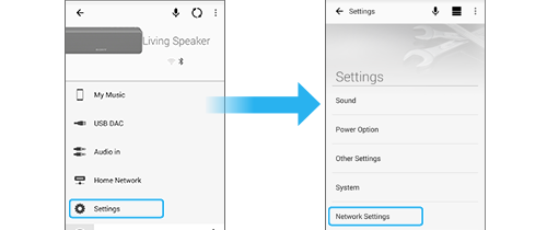 Help - How to connect to your audio device  | Sony | Music